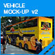 Vehicle Mock-up v2 - GraphicRiver Item for Sale