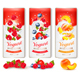 Berries and Fruit Falling Into Milk and Juice Splashes - GraphicRiver Item for Sale