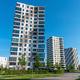 Modern high-rise residential buildings - PhotoDune Item for Sale