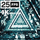 Equilateral Triangles 4K - VideoHive Item for Sale