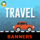Tours & Travel Banners - Updated!