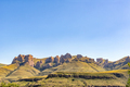 View from the Barkly Pass in the Eastern Cape Province - PhotoDune Item for Sale