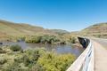 Bridge over Kraai River between Barkly East and Lady Grey - PhotoDune Item for Sale