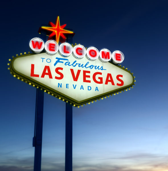 Vegas sign by alevesque | 3DOcean