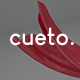 Cueto - Creative Portfolio WordPress Theme