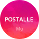 Postalle Muse Template - ThemeForest Item for Sale