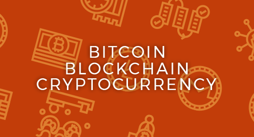 Bitcoin, Blockchain and Cryptocurrency Icon Sets
