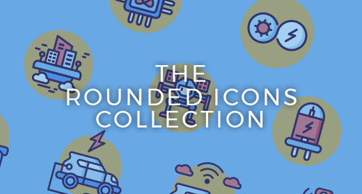 Rounded Icons Collection