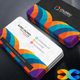 Color Business Card-Graphicriver中文最全的素材分享平台
