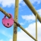 Heart Shaped Padlock. - VideoHive Item for Sale
