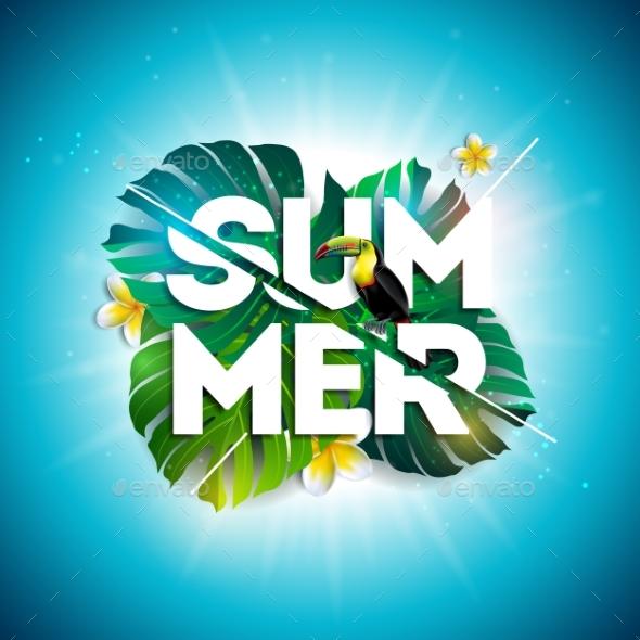 Summer Design - Seasons Nature