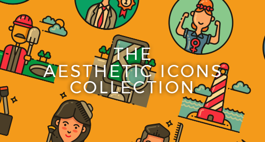 Aesthetic Icons Collection
