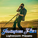 Instagram Filter Lightroom Presets - GraphicRiver Item for Sale