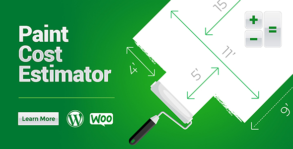 Woocommerce Paint Cost Estimator            Nulled