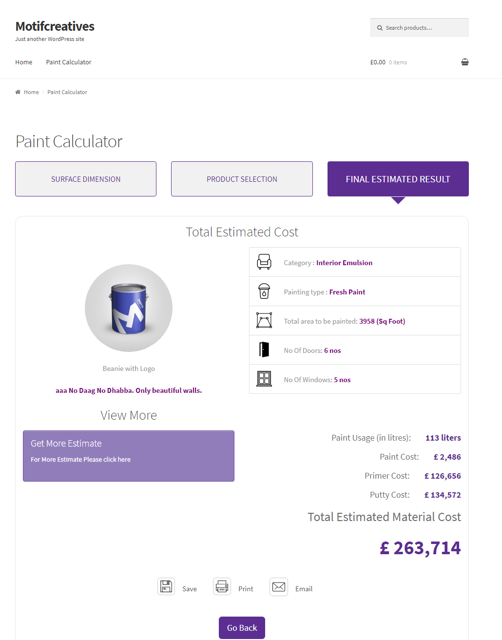 Woocommerce Paint Cost Estimator   CodeCanyon Item For Sale. 1.png 2.png  3.png 4.png 5.png ...