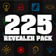 225 - Revealer Pack - VideoHive Item for Sale