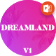 Dreamland - Travel Powerpoint Template - GraphicRiver Item for Sale