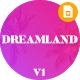 Dreamland - Google Slide Template
