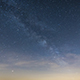 Milky Way Galaxy with Clouds - VideoHive Item for Sale
