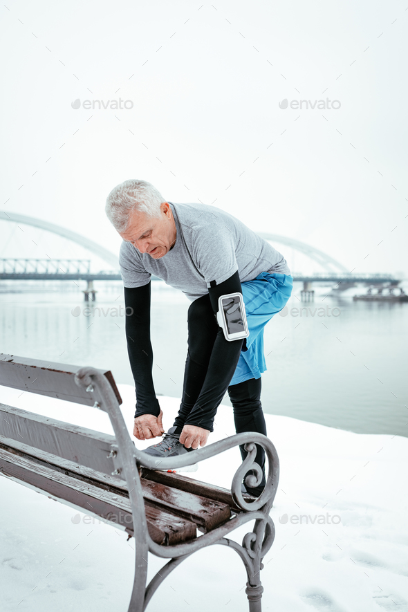 Making A Pause - Stock Photo - Images