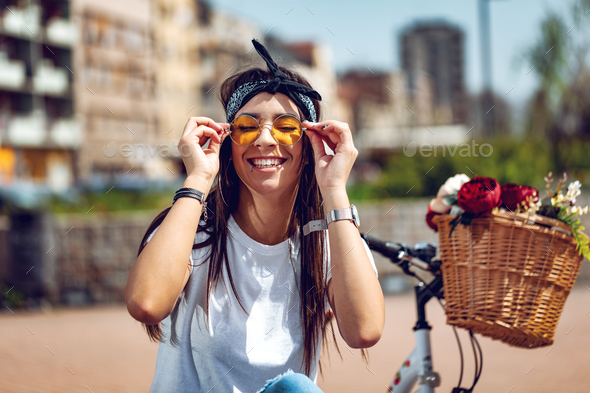 What A Beautiful Day! - Stock Photo - Images
