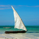 Wooden sailboat on the beach - PhotoDune Item for Sale