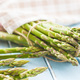 Fresh green asparagus. - PhotoDune Item for Sale