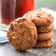Tasty chocolate cookies. - PhotoDune Item for Sale