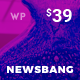 Newsbang - News Magazine and Blog WordPress Theme - ThemeForest Item for Sale