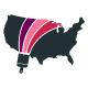 America Color Logo
