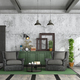 Living room in industrial style - PhotoDune Item for Sale