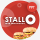 Stallo Food Presentation Template