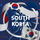 South Korea Flag (Independence Day Package) - VideoHive Item for Sale