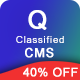 ­Classified Ads CMS - Quickad - CodeCanyon Item for Sale