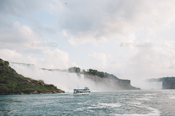 Niagara Falls - Stock Photo - Images