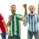 Collage about emotions of football fans - PhotoDune Item for Sale