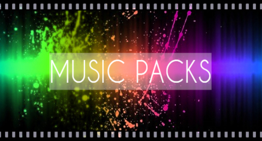 Music Packs collection