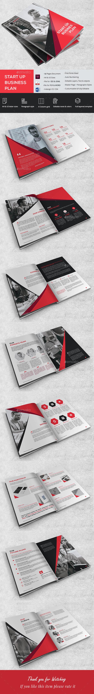 Startup Brochure - Brochures Print Templates