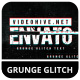 Grunge Glitch Logo - VideoHive Item for Sale