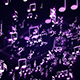 Four Musical Note Background, (4 Videos) - VideoHive Item for Sale