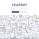 Chatbot Doodle Concept - GraphicRiver Item for Sale