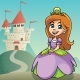 Little Princess Background 2 - GraphicRiver Item for Sale