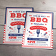 4th of July BBQ Flyers - GraphicRiver Item for Sale