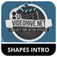 Quick Shapes Intro - VideoHive Item for Sale