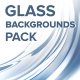 Glass Backgrounds Pack - VideoHive Item for Sale