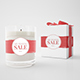 Candle & Gift Box Set - GraphicRiver Item for Sale