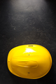 construction helmet on black - PhotoDune Item for Sale