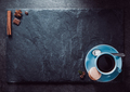 cup of coffee and slate - PhotoDune Item for Sale