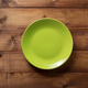 empty plate on wood - PhotoDune Item for Sale