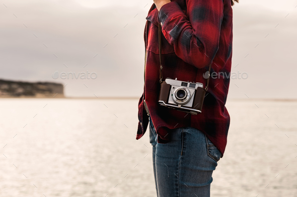 Let's take some pictures - Stock Photo - Images